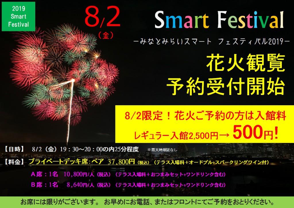 スマートフェスティバル(入館500円)